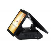China Sensitive Touch Screen 2 Touch POS System 4G Intel Celeron 1037U 1.8 GHz CPU wholesale