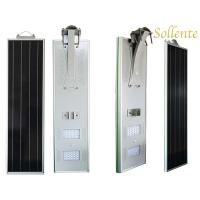 China Renewable Energy Standalone All In One Solar LED Street Light With Motion Sensor , 40 Watts on sale