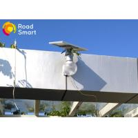 China Stainless Steel Residential Solar Street Lights IP65 With Bridgelux LED Chip wholesale