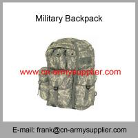 Wholesale Cheap China Army Digital Camouflage Oxford Military Alice Backpack Manufactures