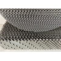 China Anti Clogging SS Metal Structured Packing Metal Wire Gauze Packing 125Y on sale