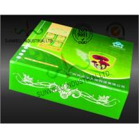 China Eco Friendly Pharmaceutical Packaging Design Storage Boxes For Tablets / Vial wholesale