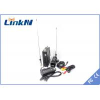 Buy cheap Digital Video / Data Transmission COFDM Transmitter Non Line Of Sight With from wholesalers