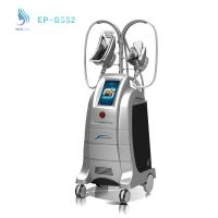China Cryolipolysis CoolSculpture Fat Freezing Slimming Machine With 4 Handles wholesale