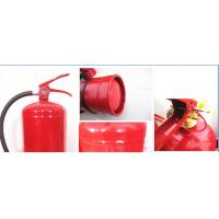 China Easy operate Dry Powder Fire Extinguisher 8kg 75% ABC 20% BC 40% BC Fire Extinguisher wholesale
