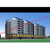 China Structural Steel Framed Multi-Storey Steel Building EPC Contractor General And High Rise Building wholesale