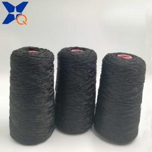 China black Ne21/2ply 10% stainless steel fiber blended with 90% polyester fiber for knitting touchscreen gloves-XTAA092 wholesale