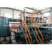 China Large Capacity Paper Pulp Molding Machine , Egg Carton Making Machine wholesale