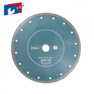 China Cold Or Hot Press Saw Blade , 12 Inch Diamond Circular Cutting Disc wholesale