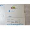 China Multi Language Windows 10 Product Key Sticker Professional 64 Bit OEM FPP License wholesale