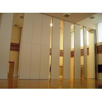 China Exhibition Hall / Office Partition Walls Acoustic Folding Operable wholesale