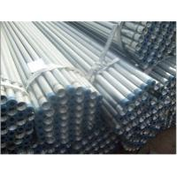 China hot dip galvanized steel pipe threaded on both ends wholesale