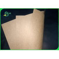 China 250gsm FSC & FDA Stiffness Moisture Proof American Craft Paper For Bags on sale