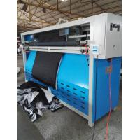 Buy cheap 2400mm Sheet Panel Cutting Machine , Textile Automatic Cloth Cutting Machine from wholesalers