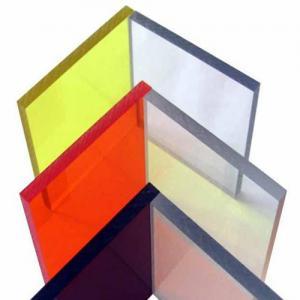 China Colored 10mm Thickness Transparent Acrylic Sheet Plexiglass Acrylic wholesale