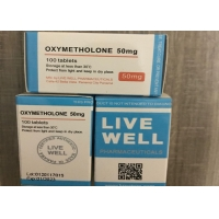 China Oxymetholone Anadrol 50mg Dosage Cycle Anadrol Oral Steroid CAS 34-07-1 wholesale