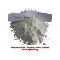 China Oral Muscle Building Anabolic Steroids Powder Oxymetholone / Anadrol CAS 434-07-1 wholesale