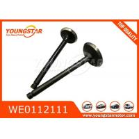 China 2.5tdci Intake And Exhaust Valves Iso 9001  For Ford Ranger / Mazda Bt-50 wholesale
