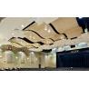 China Beautiful  Curved  False Ceiling Aluminium Panels FOR Semi Exposed Soffit Buildings wholesale