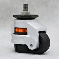 China Footmaster Leveling Casters / High Strength Casters With Leveling Feet wholesale