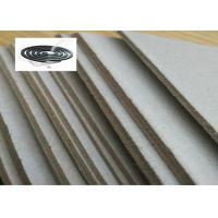 China Mixed Pulp Unbleached Laminated Grey Board for Stationery / Mosquito Coil wholesale