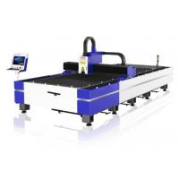 China Auto Steel Pipe Laser Cutting Machine Working Table 3000mm×1500mm 800Kg Load wholesale