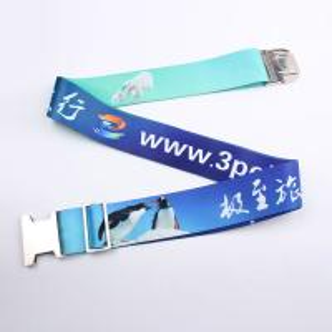 China Top sale luggage bag belt with adjustable buckle wholesale