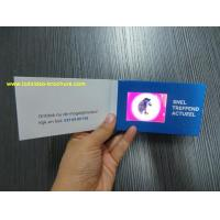 China LCD Funny Video Birthday Cards wholesale
