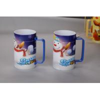 China puzzle boy cup and girl cup on sale