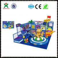 China Indoor commercial playground equipment used kids indoor playground equipment sale QX-106B wholesale