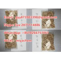 China Research Chemical Stimulant EU Eutylone high purity gold Crystal Appearance on sale