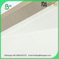 China Wholesale grade AA 300gsm two side coated Duplex Board with White Back wholesale