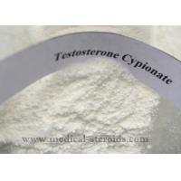 China Bodybuilding Anabolic Steroids Testosterone Cypionate Test Cyp For Muscle Building wholesale