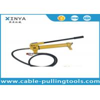 China Model CP-700 Hydraulic Hand Pump For Hydraulic Crimping tools 700bar 1000Psi wholesale