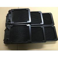 China 27mm thickness water cooled cpu radiator 80&120&240&360mm with G1/4 screw thread wholesale