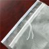 China FDA Food Grade Nylon Mesh Bags / Nut Filtration Bag Customized Size And Logo wholesale