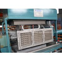China Small Paper Pulp Molding Machine , Small Paper Egg Tray Machine wholesale