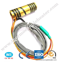 China 120V Hot Runner Mini Coil Heater For Injection Molding Machine on sale