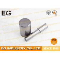 China Guide Bushing Solid Graphite Rod Corrosion Resistance Black Carbon 1/3'' x 12'' Size wholesale