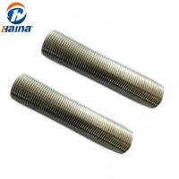Buy cheap DIN975 Stainless Steel 304 A2-70 Fully Threaded Bar Threaded Fastener DIN976 from wholesalers