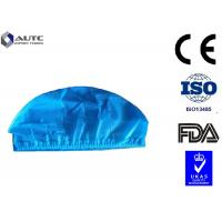 China Elastic Disposable Surgical Caps Perfect Fit Universal Excellent Protection on sale