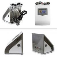 China Vacuum Fractional RF Diode Laser Lipo Cavitation Machine 650nm 100mW Power wholesale