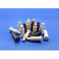 China High temperature al2o3 99% ceramic dowel pins zirconia insulation Si3N4 wholesale