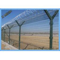Heavy Galvanised Concertina Razor Wire Barbed Tape Security Fencing