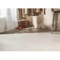 China 5mm PVC Commercial Vinyl Flooring UV Coating Click Lock Embossed Surface wholesale