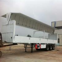 Buy cheap Cargo Open Special Purpose Truck , Wing Van Truck Diesel 6x4 10 Wheeler from wholesalers