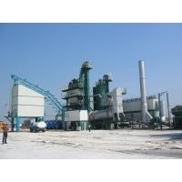 China 200KG Bitumen Weighing Capacity Asphalt Recycling Plant , Automatic Batching Plant Anti - Jam Structure wholesale