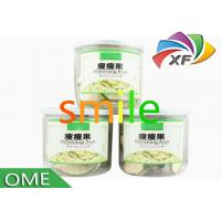 China Pure Natural Herbal Essence Fruit Natural Slimming Capsule GMP ISO HACCP wholesale