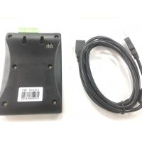 China Compact Usb Interface Desktop Rfid Reader With Low Power / Uhf Rfid Scanner wholesale