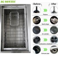 China Self Service Car Wash Equipoment Ultrasonic Washer Machine Used In Mechanical Workshop wholesale